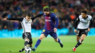 Барселона – Валенсия: онлайн-трансляция финального матча Кубка Испании