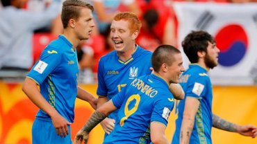"""Україна U-20 – Південна Корея U-20 – 3:1 – відео голів та огляд матчу, в якому """"синьо-жовті"""" стали чемпіонами світу"""