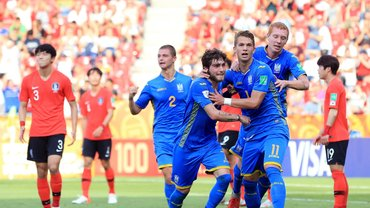 Украина U-20 – Южная Корея U-20: онлайн-трансляция финала ЧМ-2019: как это было