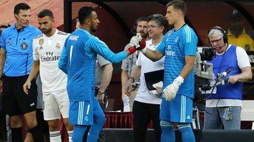 Навас создает проблемы для Лунина – Реал после подписания топ-новичков планирует распродажу