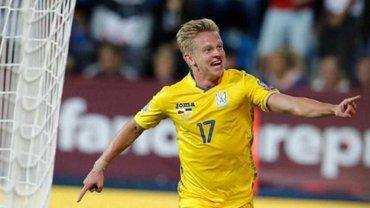 Зінченко емоційно відсвяткував тріумф збірної України на чемпіонаті світу U-20
