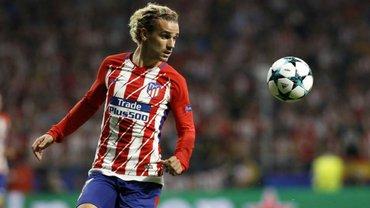 Барселона опровергла договоренность с Гризманном
