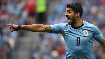 Суарес поразил соцсети ужасной форме в матче Копа Америка