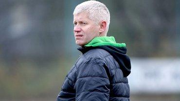 Карпати залишили Чижевського на посаді головного тренера