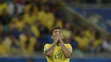 """Бразилия не смогла одолеть Венесуэлу – арбитр отменил два гола """"селесао"""""""