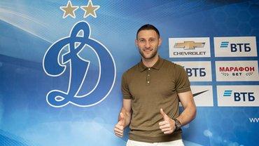 Ордец прокомментировал переход в Динамо Москва