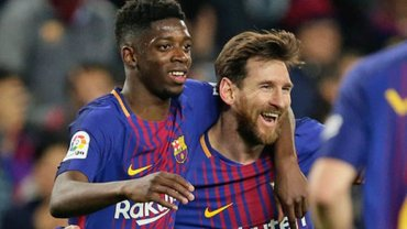 Барселона зробила ставку на Дембеле та відмовилась від ідеї повернення Неймара