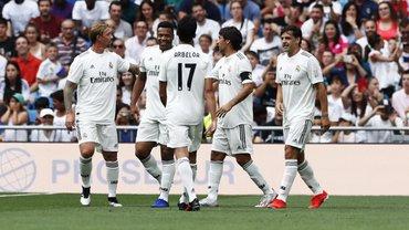 Шевченко забивает, но не спасает, Гути и Рауль творят магию – легенды Реала в зрелищном матче обыграли звезд Челси