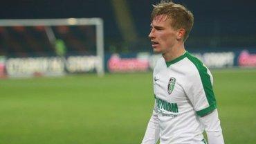 Александрия объявила о трансфере Лучкевича