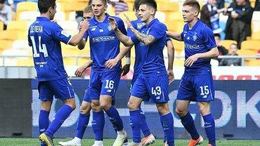 Определился транслятор первых квалификационных матчей Динамо в Лиге чемпионов