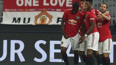 Манчестер Юнайтед обіграв Інтер на Міжнародному кубку чемпіонів