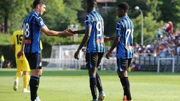 Маліновський вдруге поспіль відзначився асистом у товариському матчі Аталанти