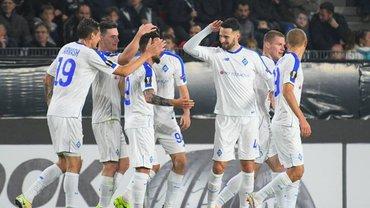 Динамо сегодня узнает первого соперника в Лиге чемпионов 2019/20