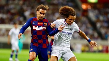 Барселона – Челсі: Грізманн нервово дебютує, а лондонці не влучають у порожні ворота