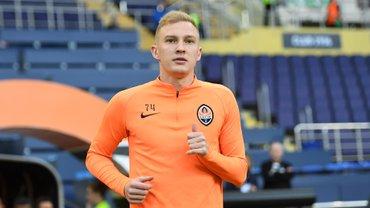 Коваленко пропустив тренування Шахтаря – півзахисник може не зіграти у матчі за Суперкубок