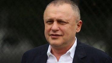 Суркіс представив новий тренерський штаб Динамо