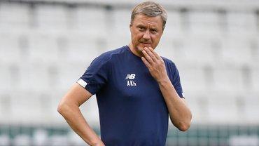 Суркіс: Хацкевич не впорався із завданням, йому потрібно відпочити