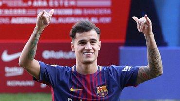 Баварія та Барселона офіційно узгодили оренду Коутінью