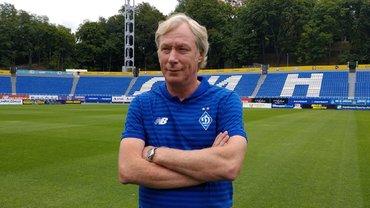 Михайличенко оценил текущий состав Динамо