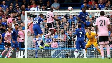Шеффилд Юнайтед минимально победил Кристал Пэлас: 2-й тур АПЛ, матчи воскресенья