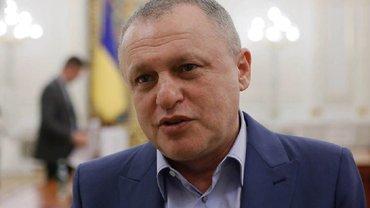 Суркис объяснил, почему назначил наставником Динамо Михайличенко, а не Вернидуба