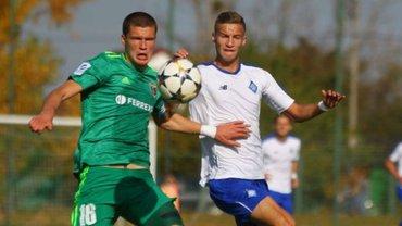 Динамо отпустило лучшего бомбардира молодежной команды