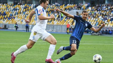 Динамо – Десна – 1:2 –  видео голов и обзор матча