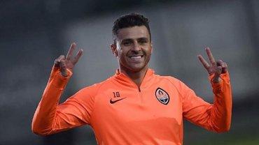 Мораєс зізнався, що хотів грати за збірну Румунії