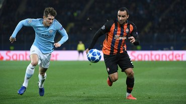 Шахтар – Манчестер Сіті: онлайн-трансляція матчу Ліги чемпіонів