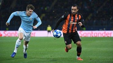 Шахтер – Манчестер Сити: онлайн-трансляция матча Лиги чемпионов – как это было