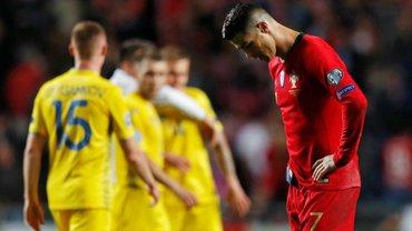 Украина – Португалия: билеты на матч отбора к Евро-2020 поступили в продажу