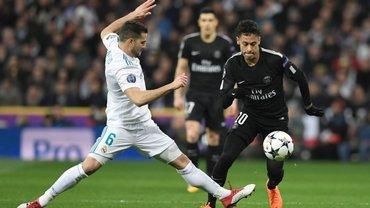 ПСЖ – Реал Мадрид: онлайн-трансляция матча Лиги чемпионов