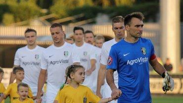 Вольфсбург – Олександрія: стартові склади на матч Ліги Європи