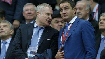 УЄФА прокоментував виплату траншу для УАФ в офшор, пов'язаний із Суркісом