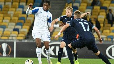 Динамо – Мальме: онлайн-трансляция матча Лиги Европы