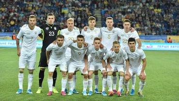 Україна зберегла своє місце в оновленому рейтингу ФІФА