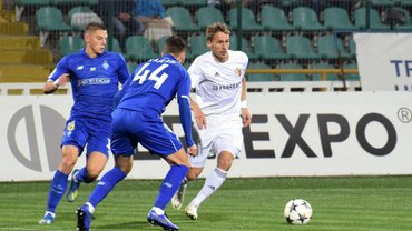 Ворскла – Динамо: онлайн-трансляция матча УПЛ – как это было