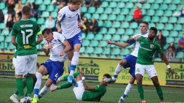 Ворскла – Динамо – 0:5 – видео голов и обзор матча
