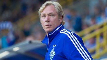 Михайличенко міг покинути Динамо після двох стартових нічиїх, – Бурбас