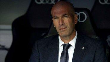 Реал нашел сенсационную замену Зидану