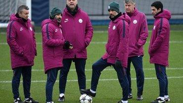 Гвардіола назвав свого наступника на чолі Манчестер Сіті