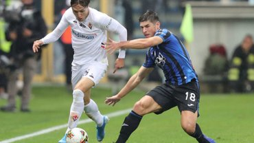 Маліновський став найкращим гравцем Аталанти у драматичному матчі з  Фіорентиною