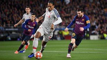 Ван Дейк vs Месси и Роналду – сегодня объявят лучшего игрока года ФИФА