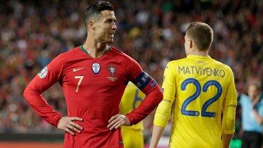 Україна – Португалія: онлайн-трансляція матчу відбору Євро-2020 – як це було