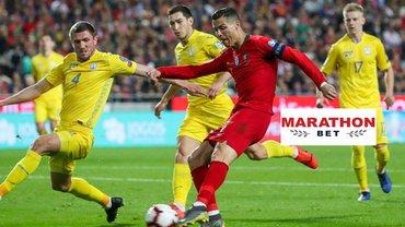 Украина – Португалия: анонс матча отбора Евро-2020