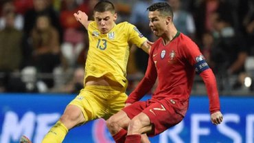 Син загиблого воїна АТО виведе Роналду на матч проти збірної України