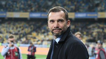Шевченко – о выходе Украины на Евро-2020: Я держу свое слово