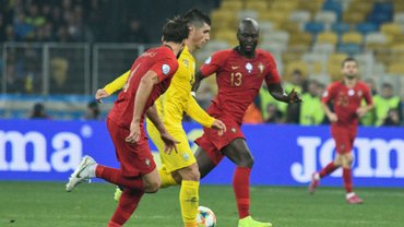 Україна – Португалія: Маліновський пояснив значну кількість помилок нашої команди