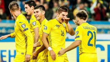 Жеребьевка Евро-2020: Украина имеет все шансы попасть в 1-й корзину, но рискует и так оказаться в группе смерти