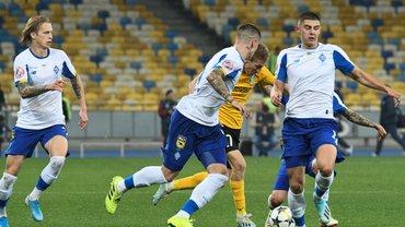 Динамо – Александрия – 1:0 – видео гола и обзор матча